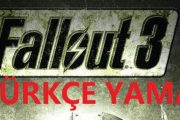 Fallout 3 Türkçe Yama