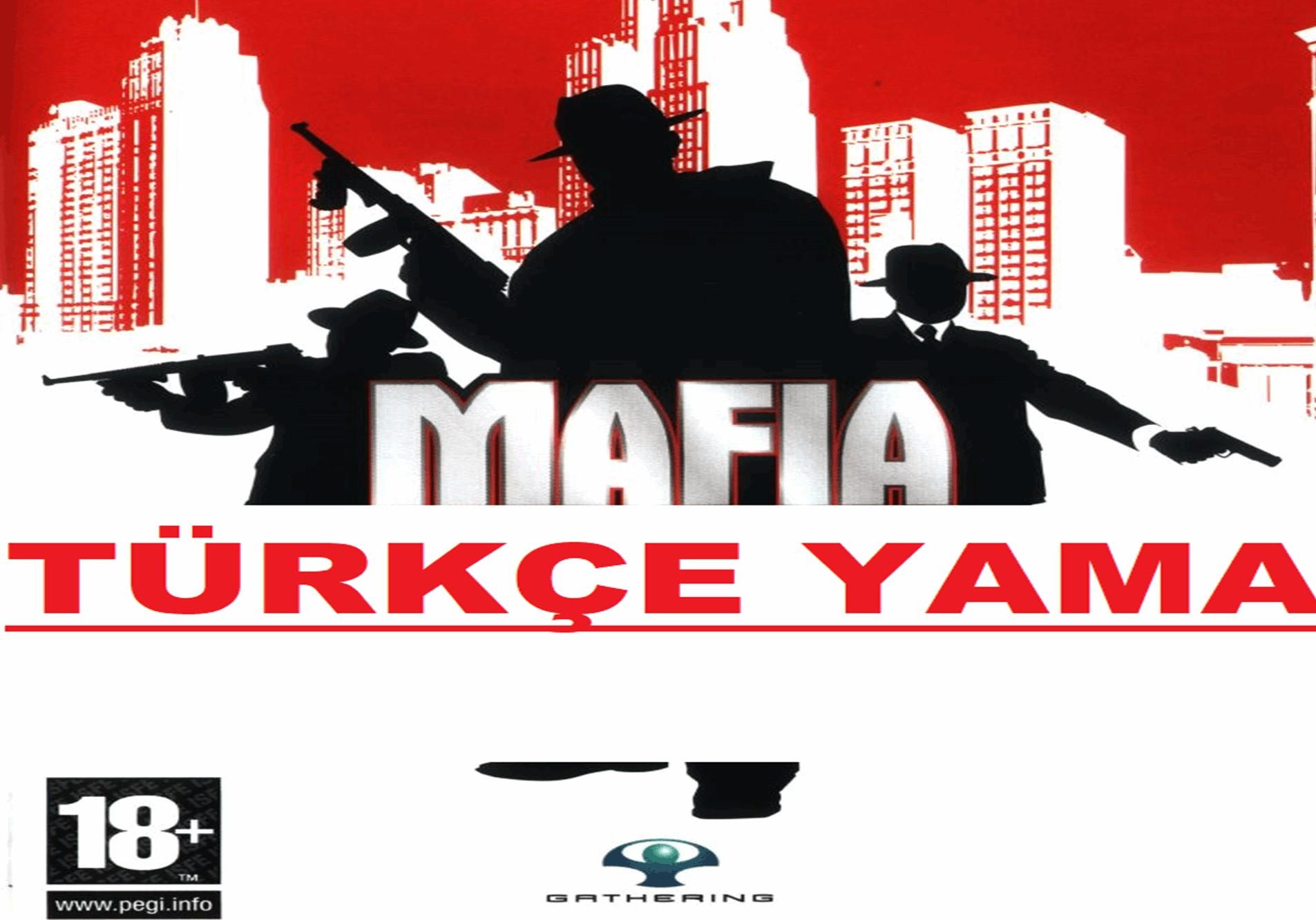 Mafia 1 Türkçe Yama(Steam Uyumlu)