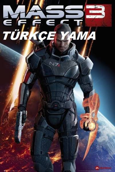 Mass Effect 3 TÜRKÇE YAMA