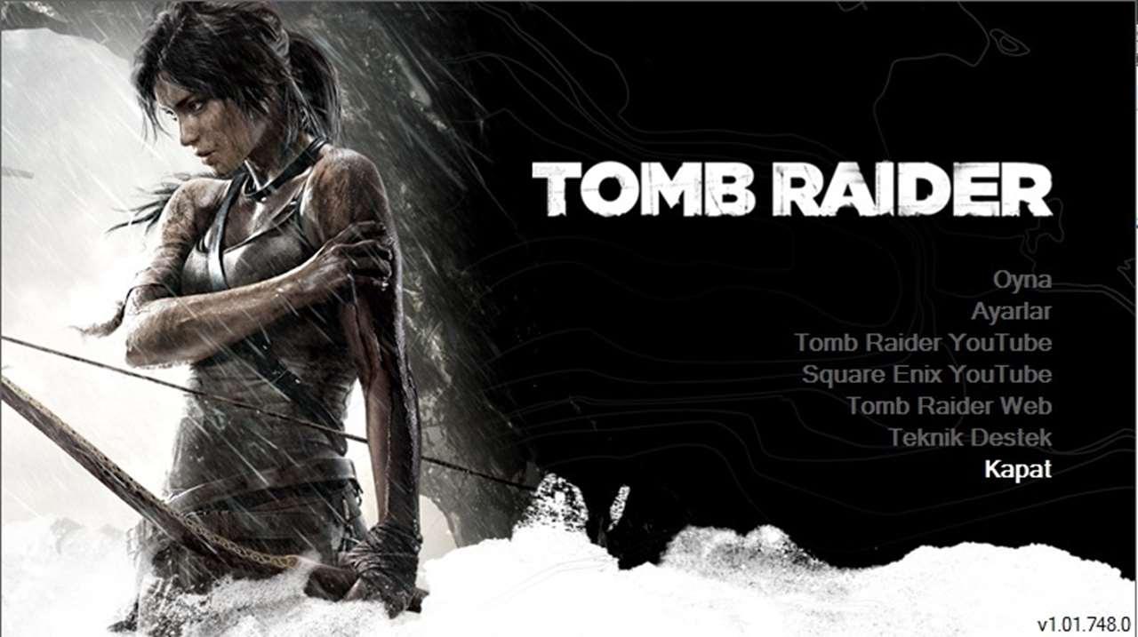 Tomb Raider Türkçe Yama
