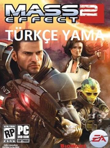 Mass Effect 2 TÜRKÇE YAMA