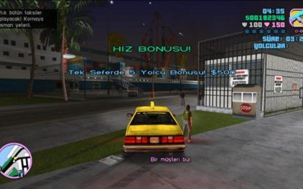 Grand Theft Auto: Vice City TÜRKÇE YAMA