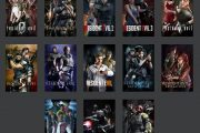 Resident Evil Tüm Oyunları Listesi
