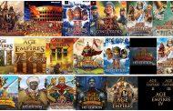 Çıkış Yılına Göre Age Of Empires Oyunları Listesi